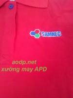 Áo thun đồng phục SAMNEC