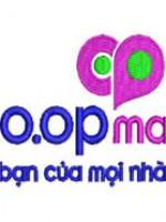 Đồng phục Áo thun siêu thị Coopmart